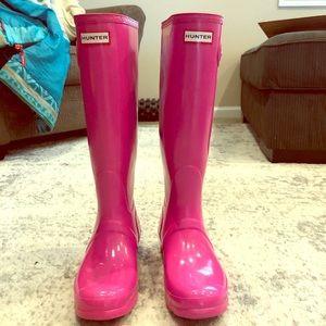 Authentic HUNTER Rain Boots